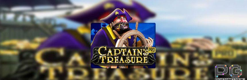 Banner Captains Treasure Pro